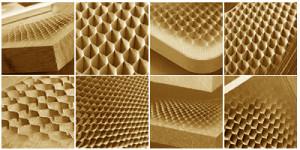 honeycomb paper adalah