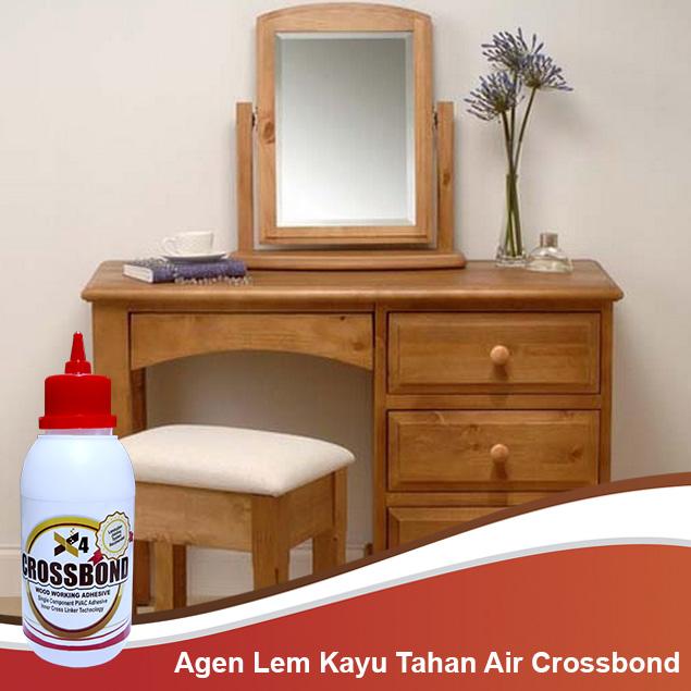 Agen Lem Kayu Tahan Air Crossbond