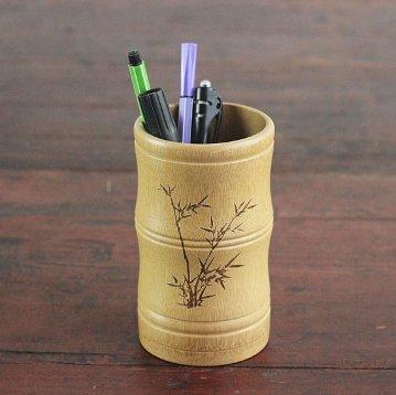 Panduan Lengkap Cara Membuat Tempat Pensil dari Bambu ...