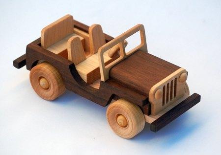 Ingin Membuat Mobil-mobilan dari Kayu? Ssst, Gunakan Lem