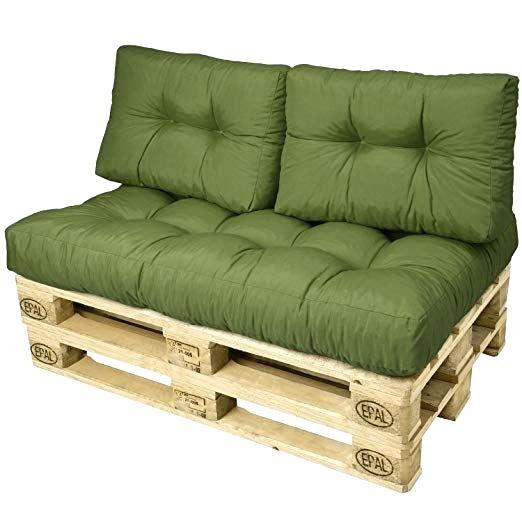 membuat sofa bed pallet