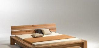 membuat tempat tidur