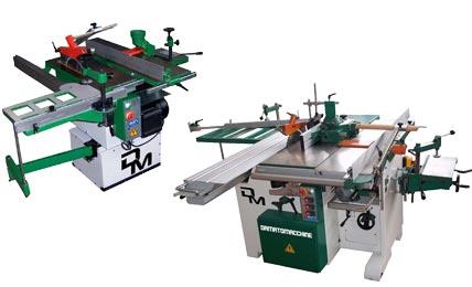 mesin kayu multifungsi