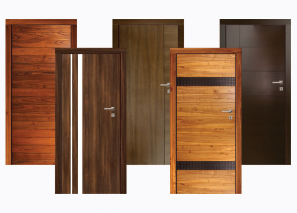 pintu blockboard